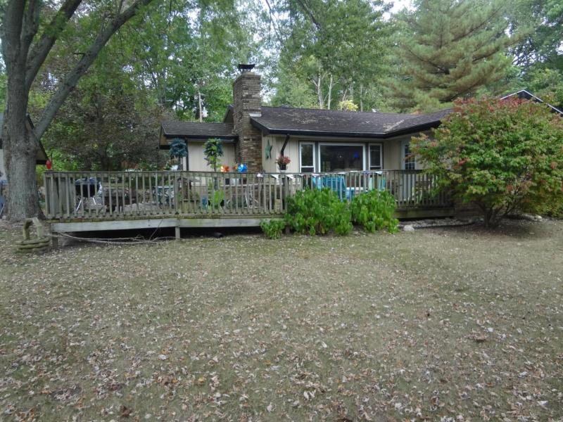 Donnell Lake home for sale, Cass County, MI