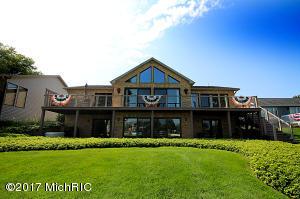Diamond Lake, Sail Bay home for sale, Cass County, MI